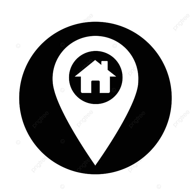 real estate house map icon house icon vector png and vector for