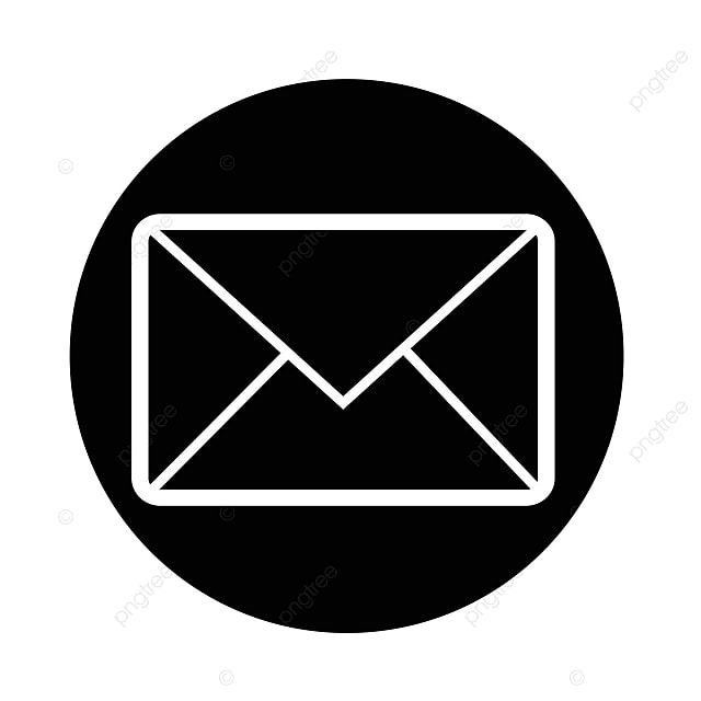 ícone De Símbolo De E Mail, Email, Símbolo, Negócios PNG e vetor ...