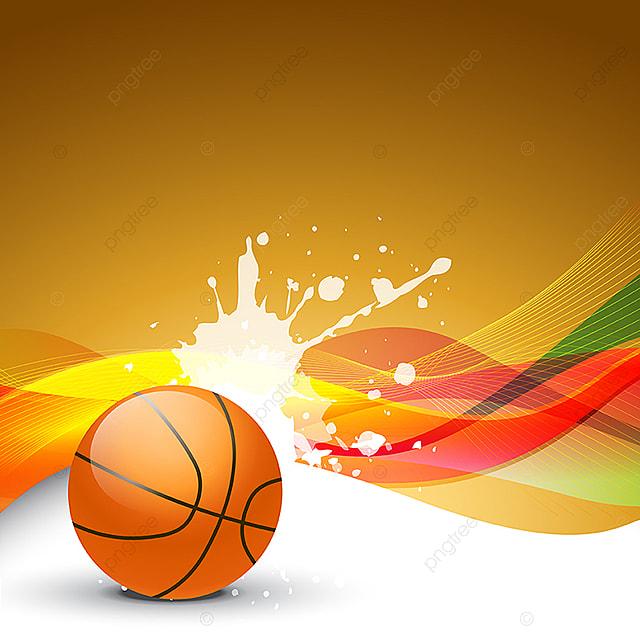 Abstract Sfondo Di Basket Astratto Arte Palla Png E Vector Per Il
