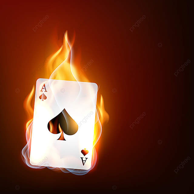 Casino Playing Card, Abstract, Ace, Artistic PNG and