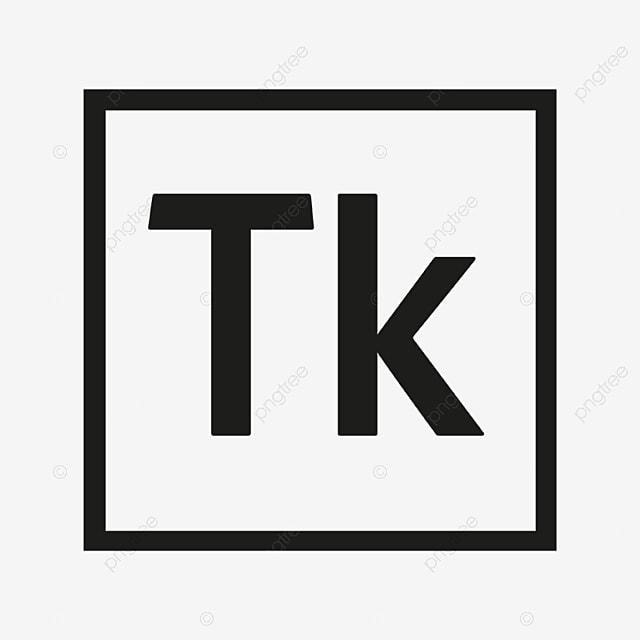 Adobe Typekit Icon Logo, Logo Vector, Tk, Black Square PNG and