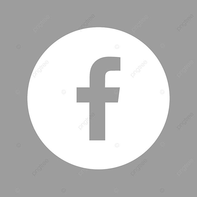 facebook  u00edcone branco social media icon png e vetor para