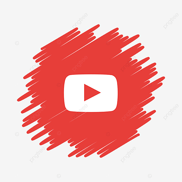 youtube social media icon app negocio coleccion png y
