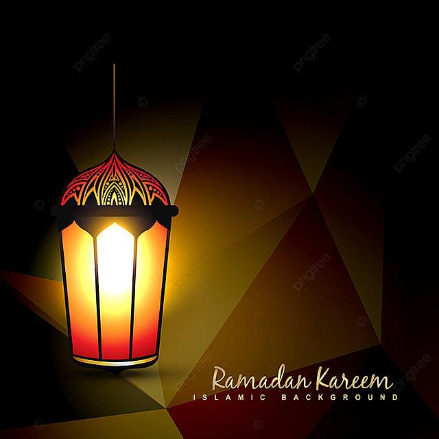 Ramadan Lamp Shine Islam Wallpaper Png And Vector With