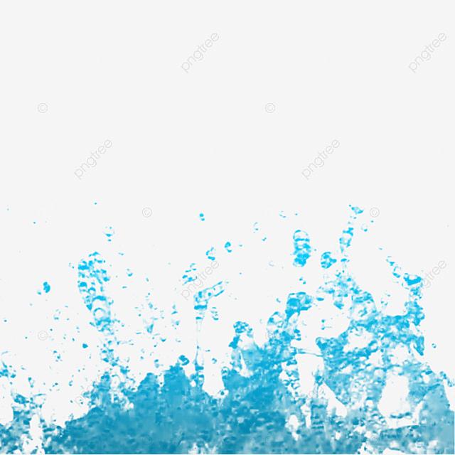 blue water splash png clipart water drop vector