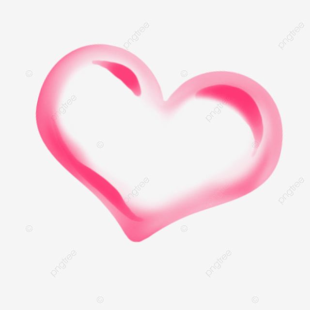 Heart Transparent Background Icon Heart Png Transparent Pink Heart