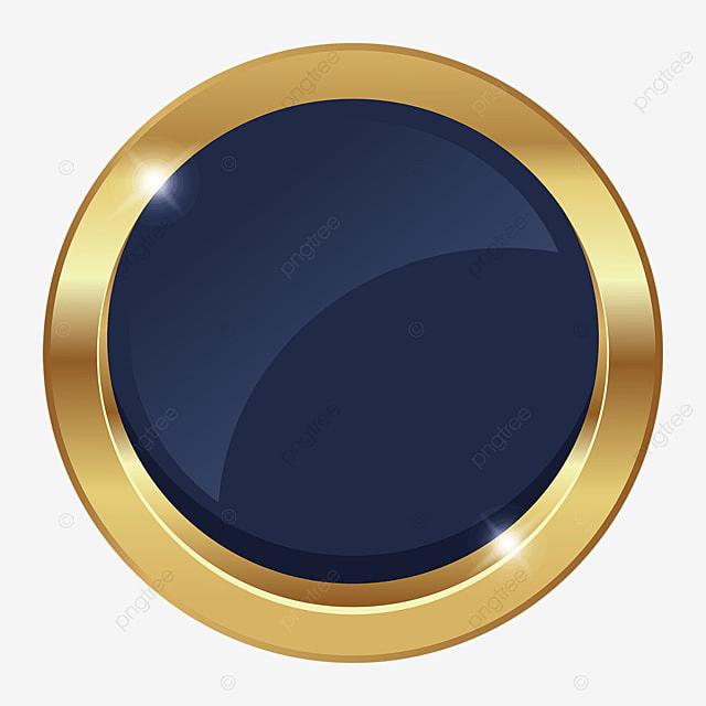 Golden Shields Logo Icon Badges Collection, Shield, Vector ...