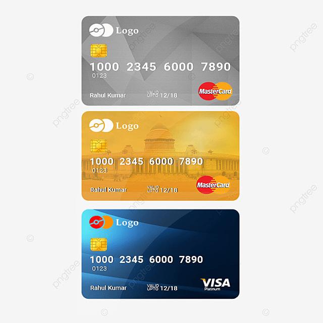 Tarjeta De Crédito Falsa, Maqueta De Tarjeta De Crédito, Tarjeta De ...