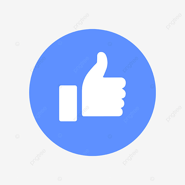 facebook like icon social media icon png and vector for