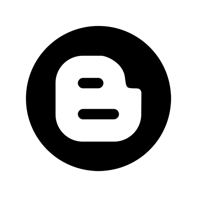 Resultado de imagen para blogspot logo negro png