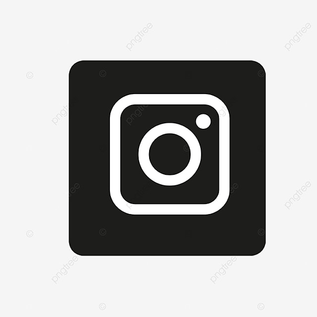 Instagram Icon Instagram Logo Instagram Icons Logo Icons Black And White Icon Png And Vector With Transparent Background For Free Download