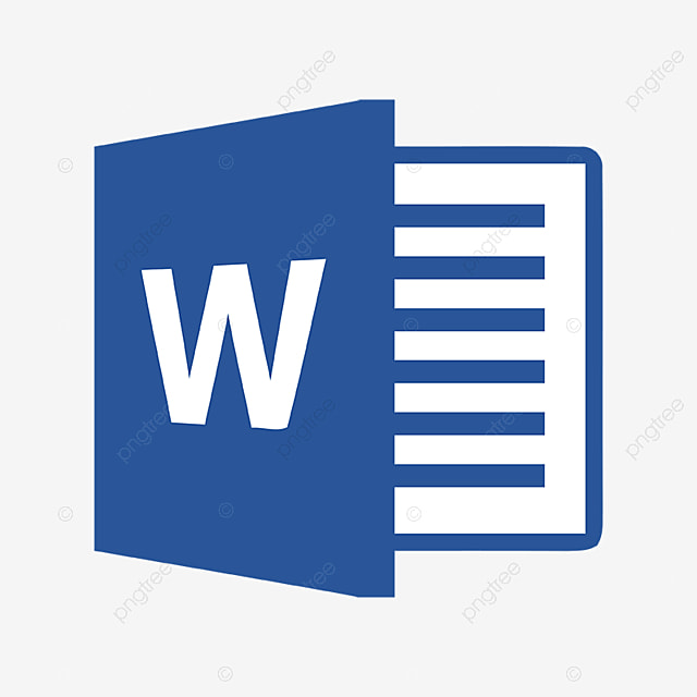 Microsoft Word Icon Microsoft Azure Word Png And Vector With