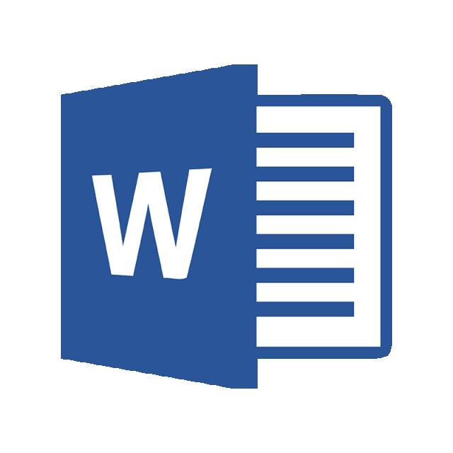 microsoft word logo icono microsoft azure word windows png