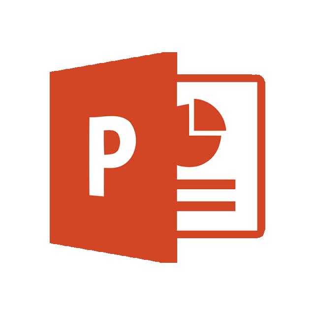 Icono De Powerpoint Microsoft Azure Word Windows Png Y