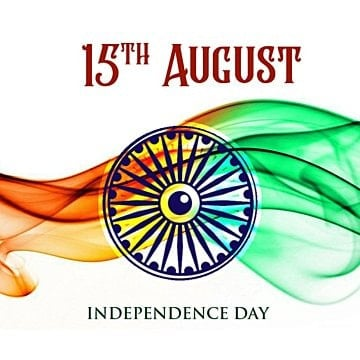 indian independence day with flag smoke wallpaper, India, Flag Wallpaper, India Wallpaper PNG and PSD