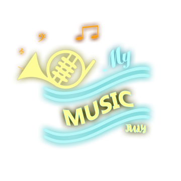 beautiful cartoon cute musical instrument music symbol, Aestheticism, Cartoons, Cute PNG and PSD