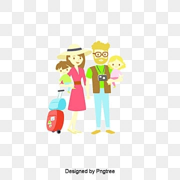 A Family Of Five Family Photos, Family Clipart, Family ...