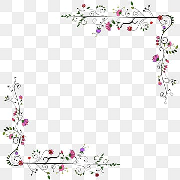 Floral Design Png Vector Psd And Clipart With Transparent