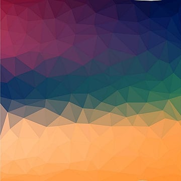 abstract colorful retro low poly vector background with cool gradient futuristic, Pattern, Poly, Polygon PNG and Vector