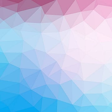 light blue vector low poly crystal background polygon design pattern, Blue, Pink, Triangle Vector PNG and Vector