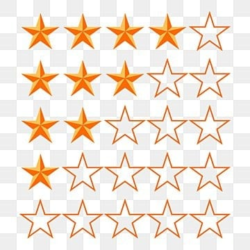 5 Stars Png Images Vectors And Psd Files Free Download On Pngtree