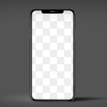Iphone x design. Png vector psd and