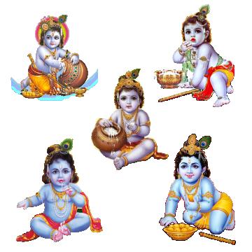 shri krishna image, Shri Krishna Image, Makahn Chor, Balak  Krishna PNG and PSD