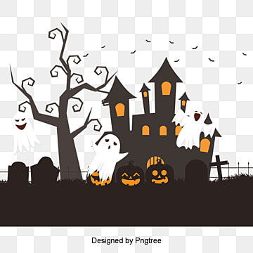 Free Royalty Free Halloween Vectors and PSD Files for
