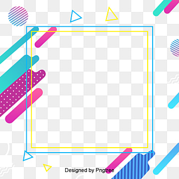 Border Design PNG Images | Vector and PSD Files | Free