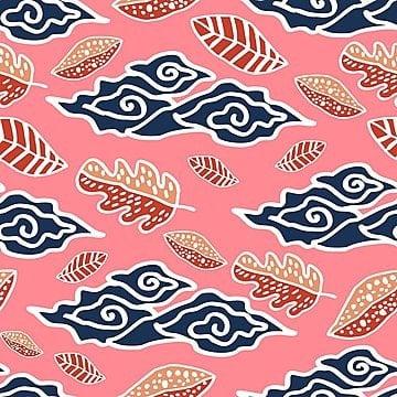 87 Gambar Batik Simple Berwarna Kekinian