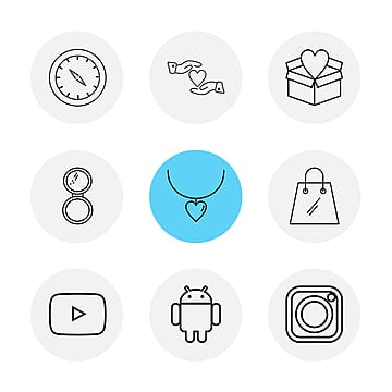 Icons Android PNG Images | Vector and PSD Files | Free
