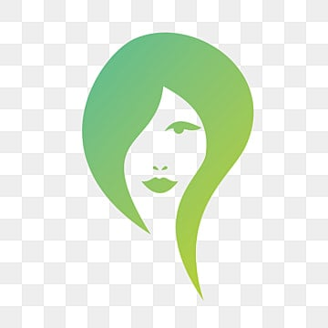 beautiful woman face logo design template abstract design concept for, Beauty, Boutique, Care