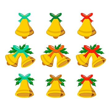 Jingle Bell PNG Images | Vector and PSD Files | Free
