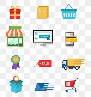 Online Shopping Png, Vector, PSD, and Clipart With