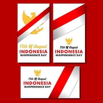 simple greetings card of indonesia independence day, Jpg, Indonesia, Flag PNG and Vector