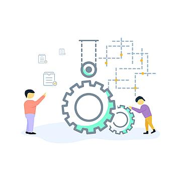फ्लैट शैली वेक्टर चित्रण के वेक्टर चित्रण व्यापार डिजाइन अवधारणाओं के लिए, वेबसाइट, डिजिटल, वेब पीएनजी और वेक्टर