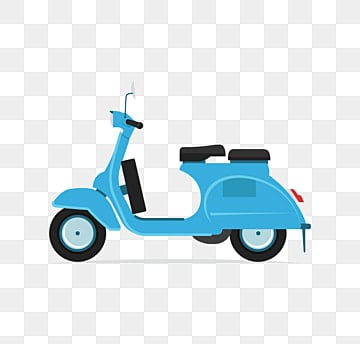 Moped Png Images Vector And Psd Files Free Download On Pngtree
