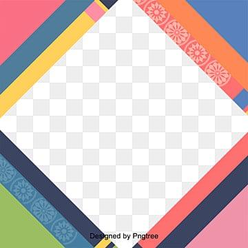 창의 한국의 전통 패턴 경계, 창의, 구식, 전통 PNG 및 벡터
