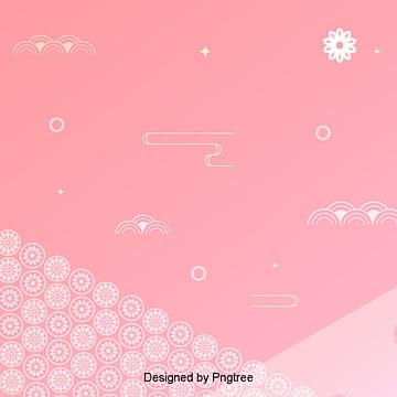 분홍색 한국의 전통 모드, 창의, 구식, 전통 PNG 및 PSD