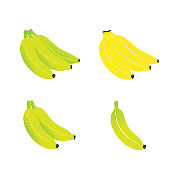 banana vectors 686 free download vector art images pngtree