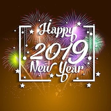 Happy New Year PNG Images  Vector and PSD Files  Free