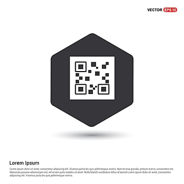 qr code icons, Bar, Icon, Code PNG and Vector