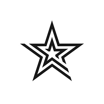 Star Logo PNG Images | Vector and PSD Files | Free Download