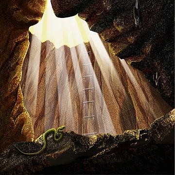 洞窟画像素材png画像イラストpsdと無料ダウンロード Pngtreeの