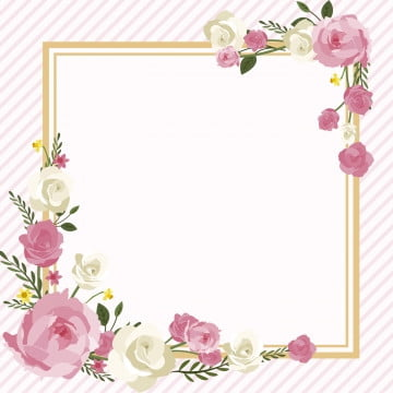 image relating to Watercolor Floral Border Paper Printable referred to as Watercolor Bouquets Png, Vector, PSD, and Clipart With
