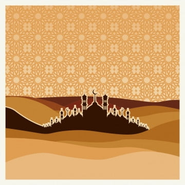 islamic vector art illustration, Islamic, Ramadan, Eid PNG and Vector