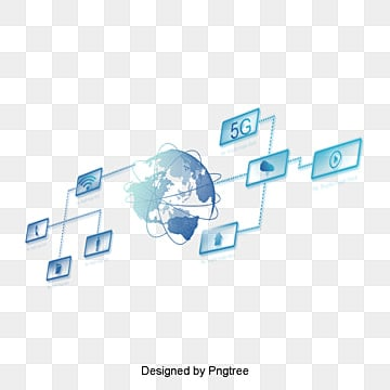 5g internet technology information illustration, Technology, Information, Internet PNG and PSD