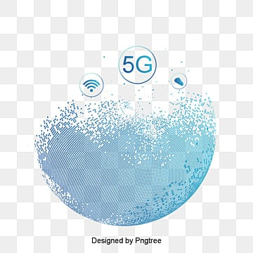 abstract 5g internet technology element, Technology, Information, Internet PNG and PSD