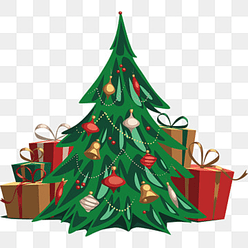 Christmas Tree Vector Image.Christmas Tree Vector 2 507 Christmas Tree Graphic