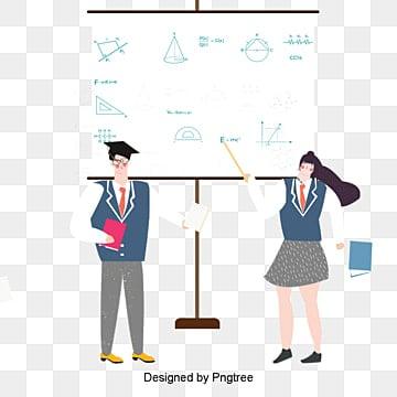 자유형 교육 현장 디자인, 학생, 책, 학사 모자 PNG 및 PSD